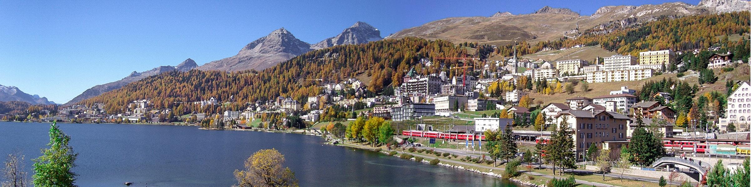 St. Moritz meer