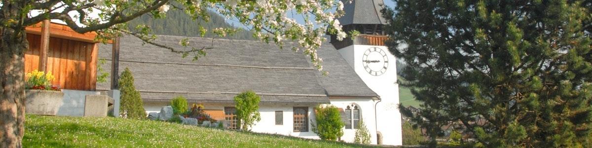 Kerk van Zweisimmen
