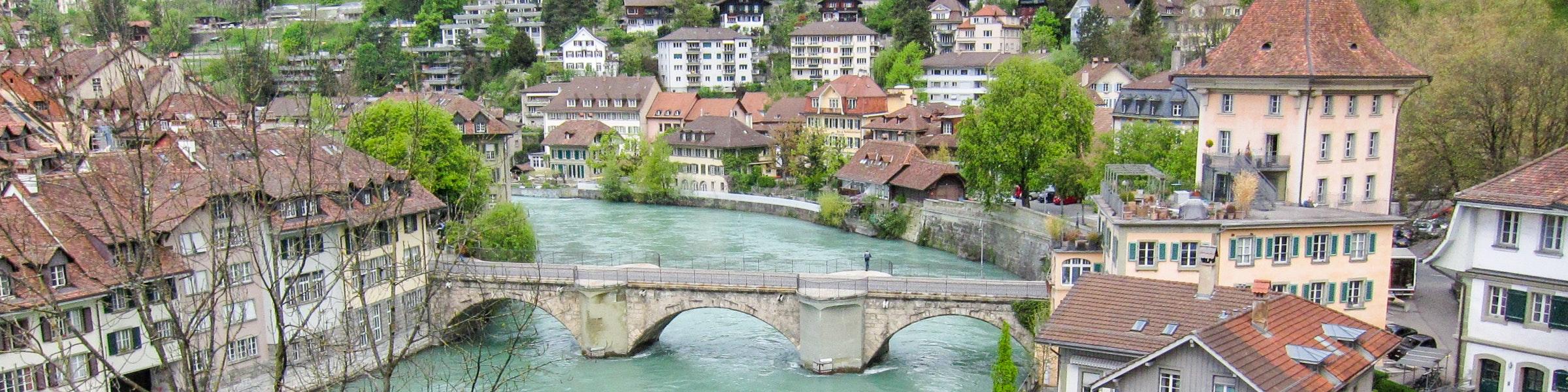 Oude stad van Bern