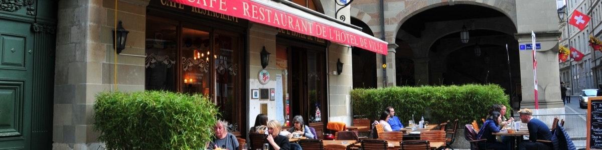 Genève Rue de la Cité