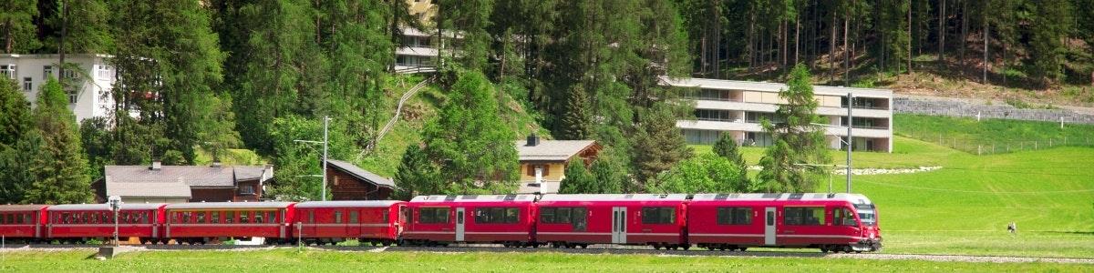 Train Davos Dorf