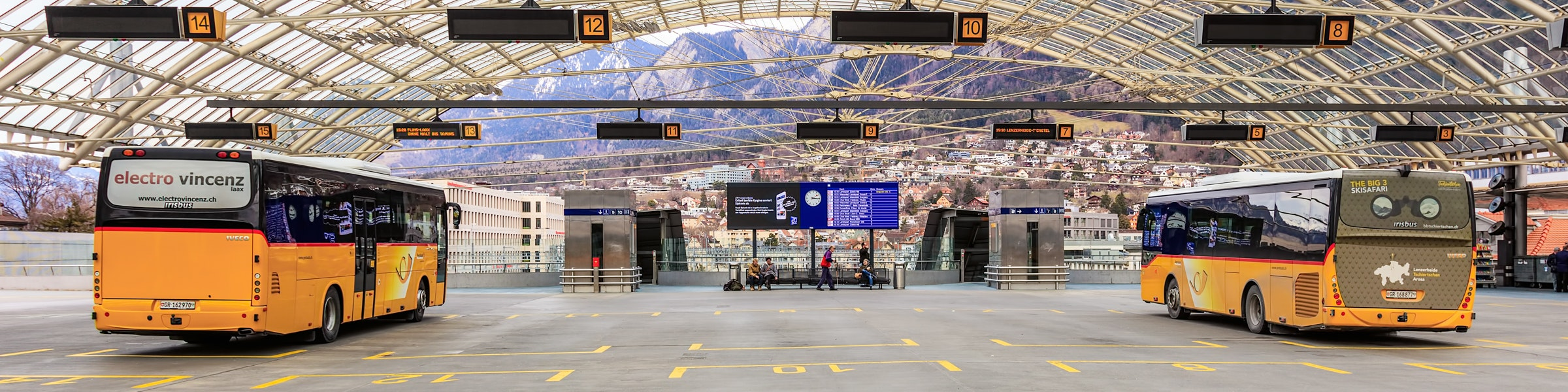 Chur bus station