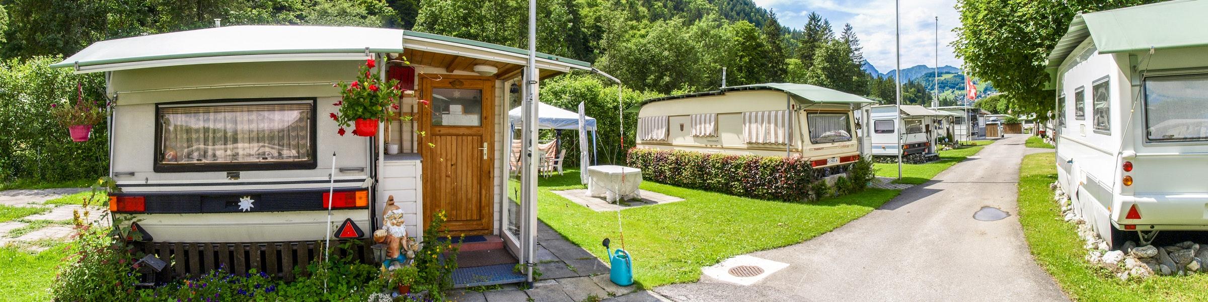 Campsite Engelberg 1