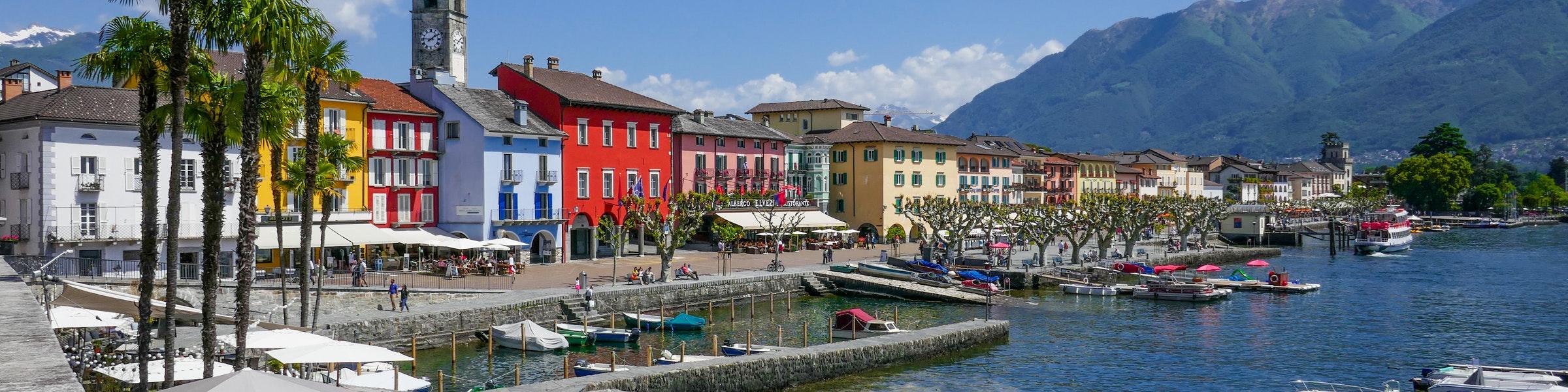 Ascona boulevard