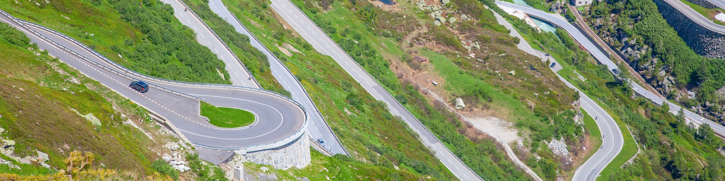 Furka and Grimsel Pass