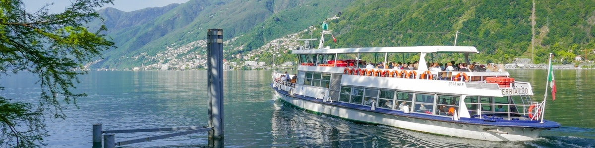 Lake Maggiore, Brissago