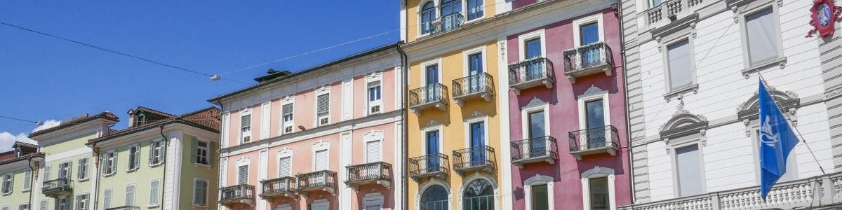 Locarno facades