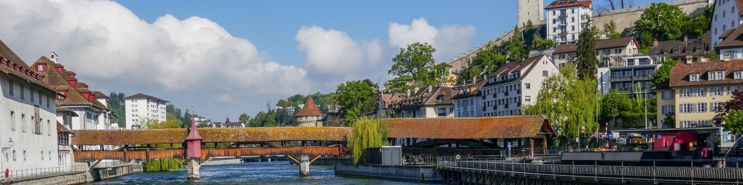 Lucerne Spreuerbrücke