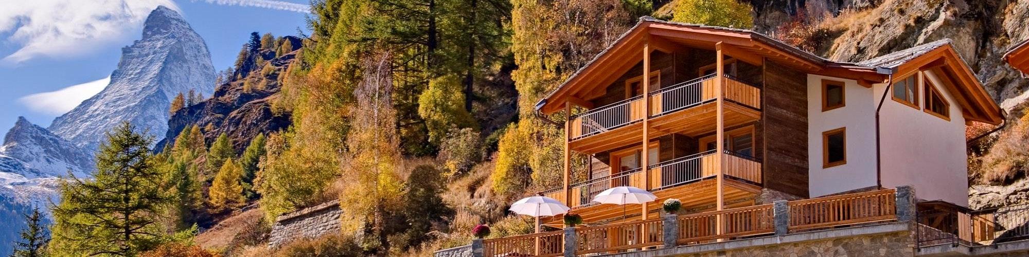 Vakantieappartementen Zermatt