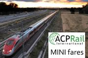 Trenitalia Mini, Smart and Smart2 fares