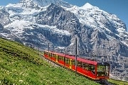 Free seat reservations Jungfraujoch (Swiss Travel Pass)