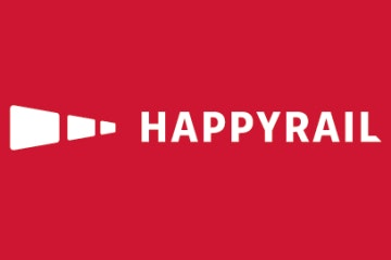 HappyRail, powered by Treinreiswinkel